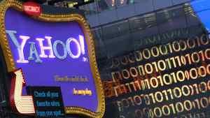Yahoo revenue, profit slip