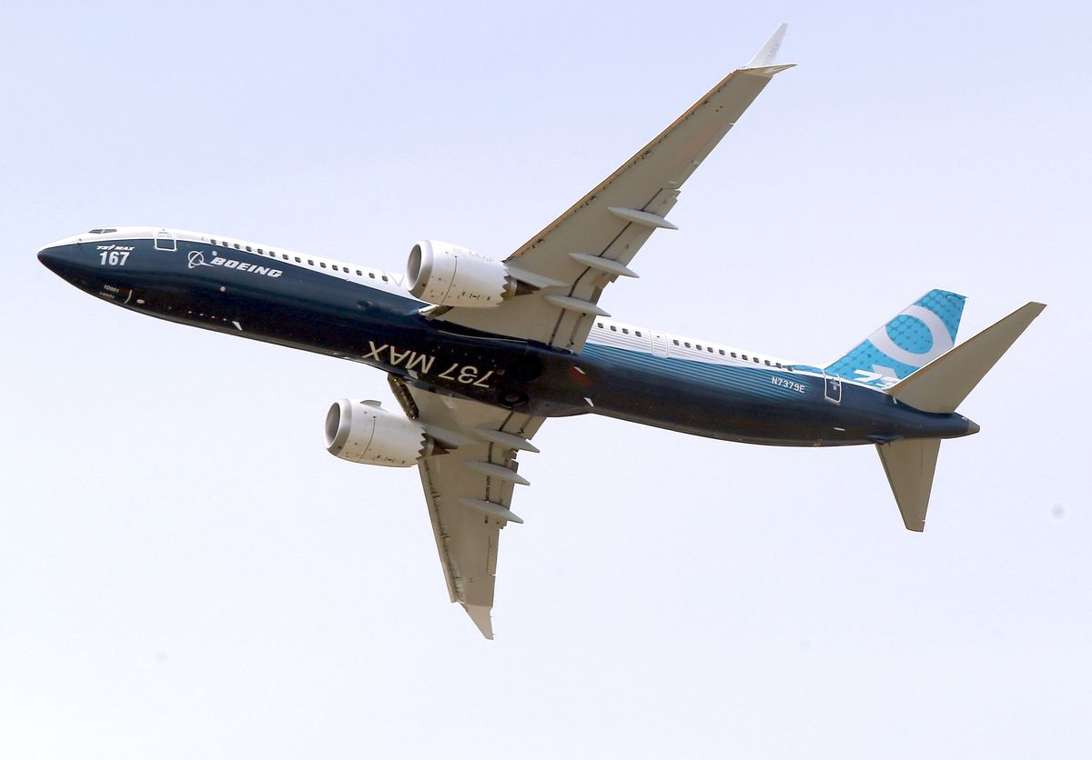 Europe gives Boeing 737 Max draft approval after near two-year ban