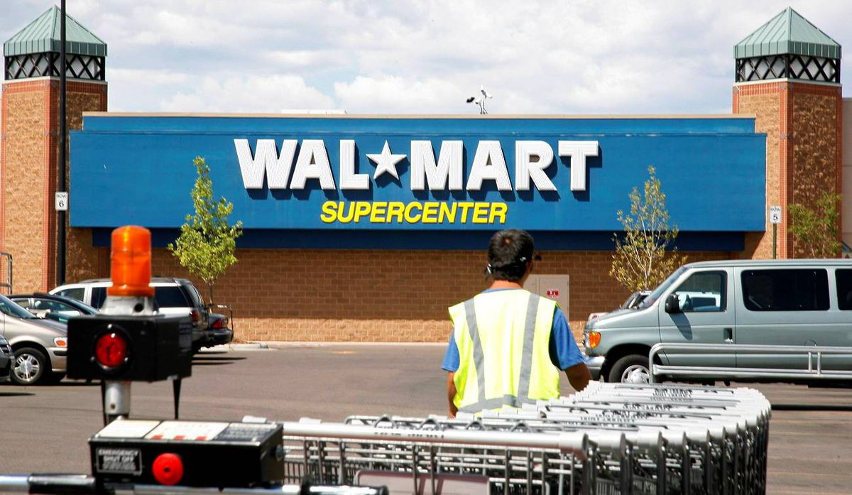 Wal mart and its public opponents