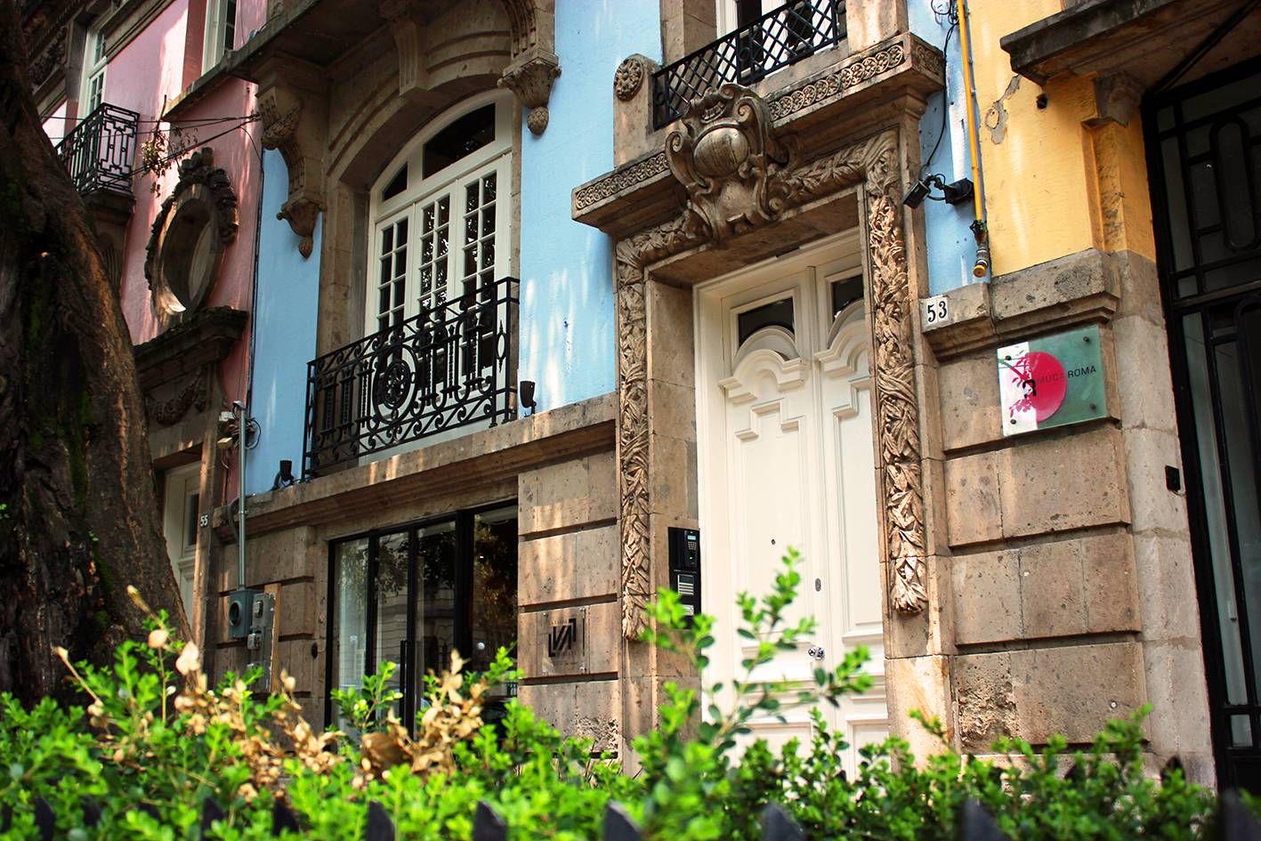 Mexico City S Hotel La Valise Showcases Decades Of Style