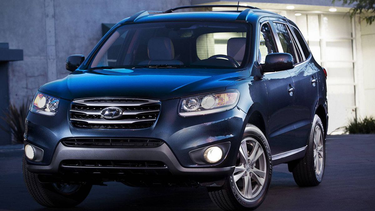 Hyundai Santa Fe. Got any deals to share? Tell us in the comments section.