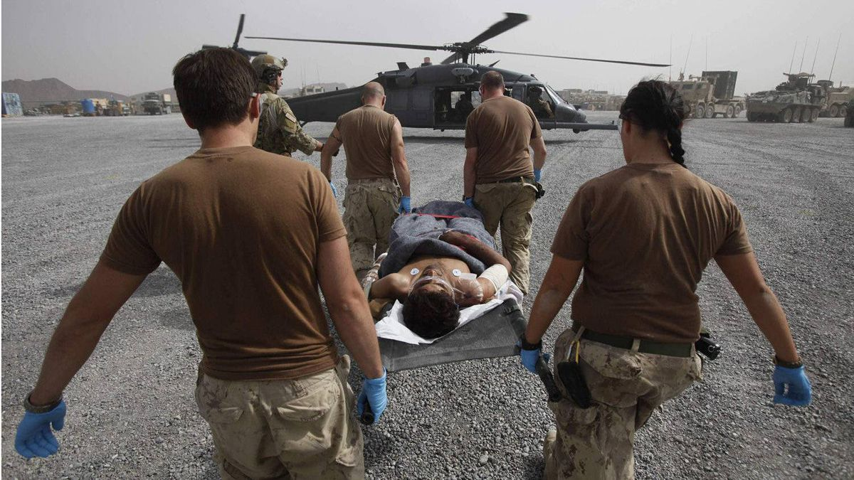 Timeline: Canada's involvement in Afghanistan
