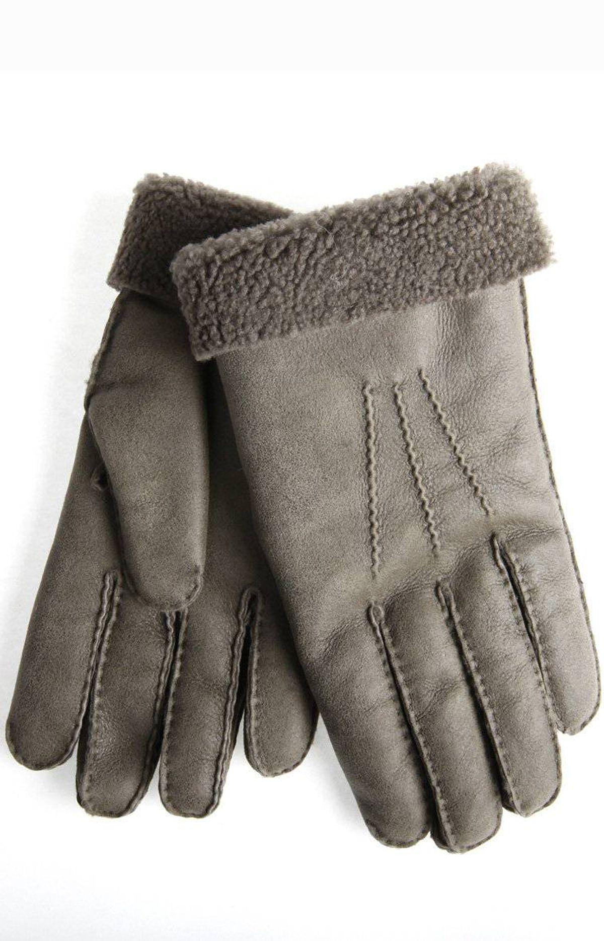 Green Herm�s gloves, $970 through www.hermes.com.