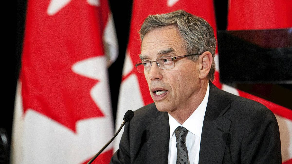 Natural Resources Minister Joe Oliver says Canada clearly needs 'a more national approach' on a range of energy issues.