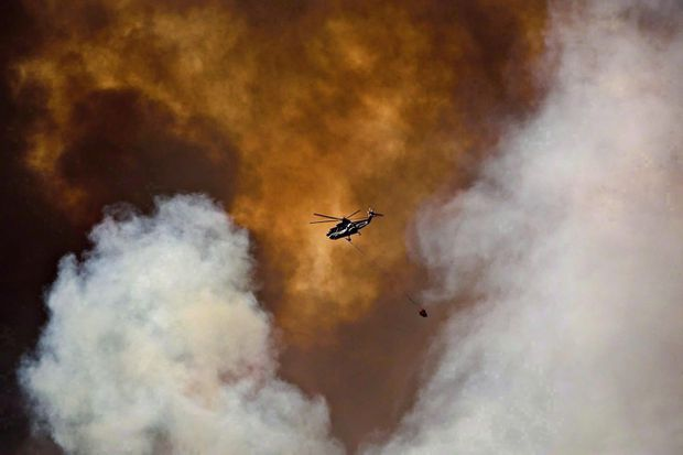 Scientists say definite link between climate change and increased, severe forest fires in Alberta and B.C.