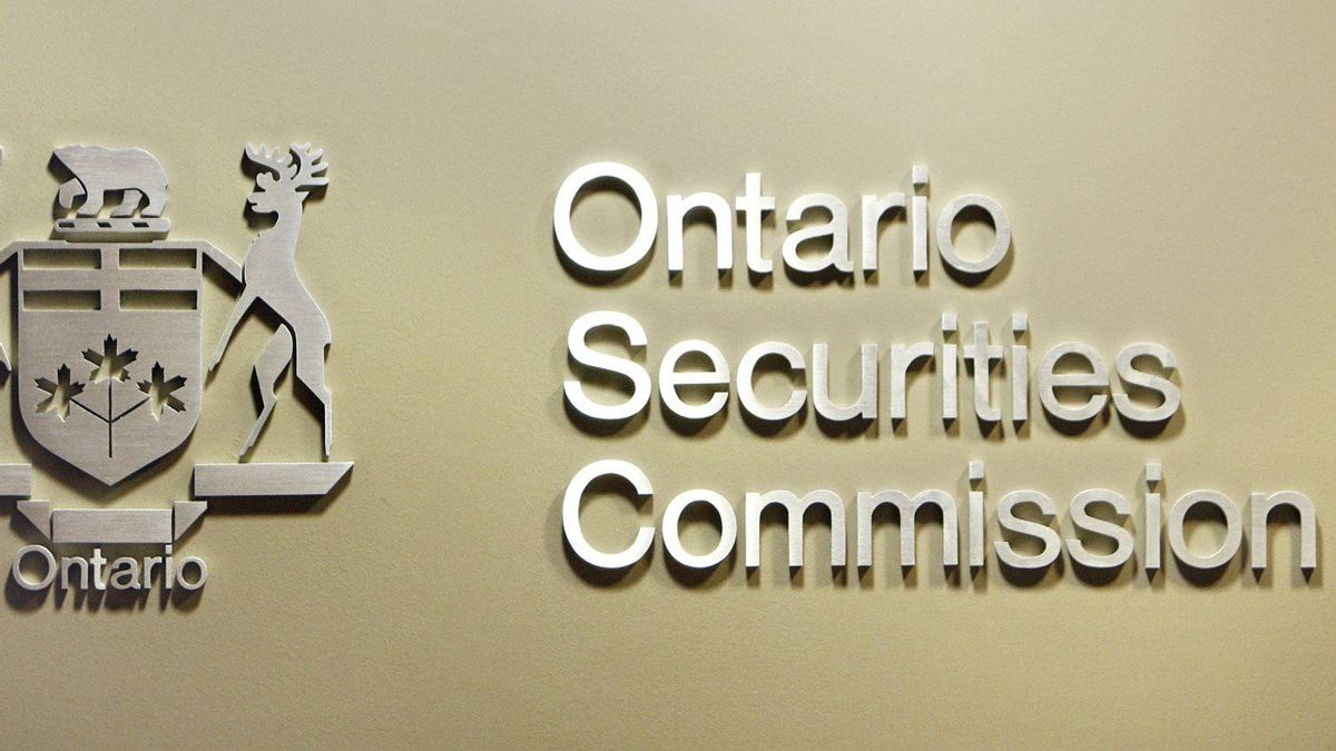 The OSC says the no-contest settlement proposal is 'aimed at resolving enforcement matters more quickly and effectively.'