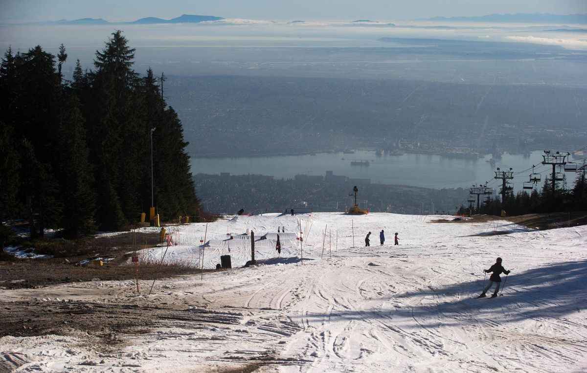 B.C. ski resorts brace for balmy weather from El Nino