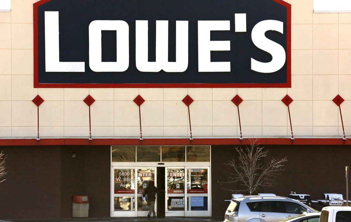 Lowes Stock Quote Lowe's Companies Lown Quote  The Globe And Mail