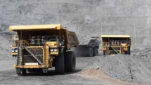 A Barrick Gold mine in Nevada.