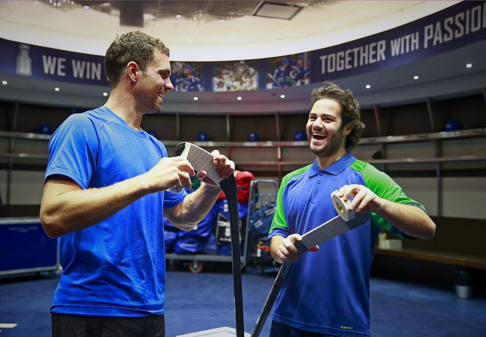 Embracing autism: Owners of Vancouver Canucks want families of