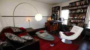 Micah Barnes's living room