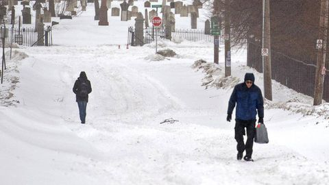 Forecast shows relief in sight for storm-battered Maritimes