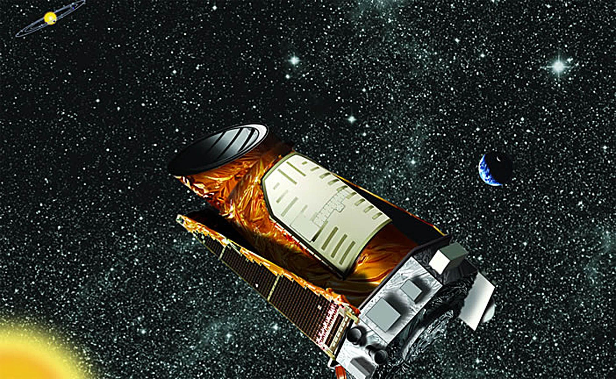 Kepler Space Telescope Declared Dead After Finding Thousands Of Fuel Filter Globe Planets The And Mail
