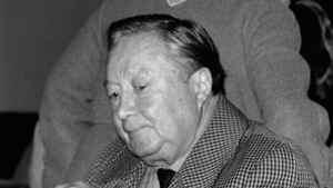 John Verigin, Doukhobor leader, is seen in this April, 1985, photo.