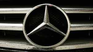 Mercdes Benz's well-known logo is recognizable around the world.