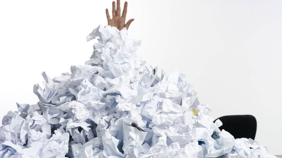 Are your financial records a mess? Here\'s how to dig out - The Globe ...