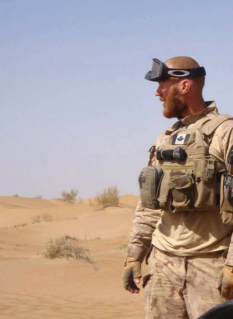 Shrouded in mystery, Sgt. Andrew Doiron's death resonates in Moncton
