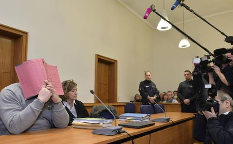 German nurse who enjoyed 'resuscitating patients' charged with 97 murders — Niels Hoegel