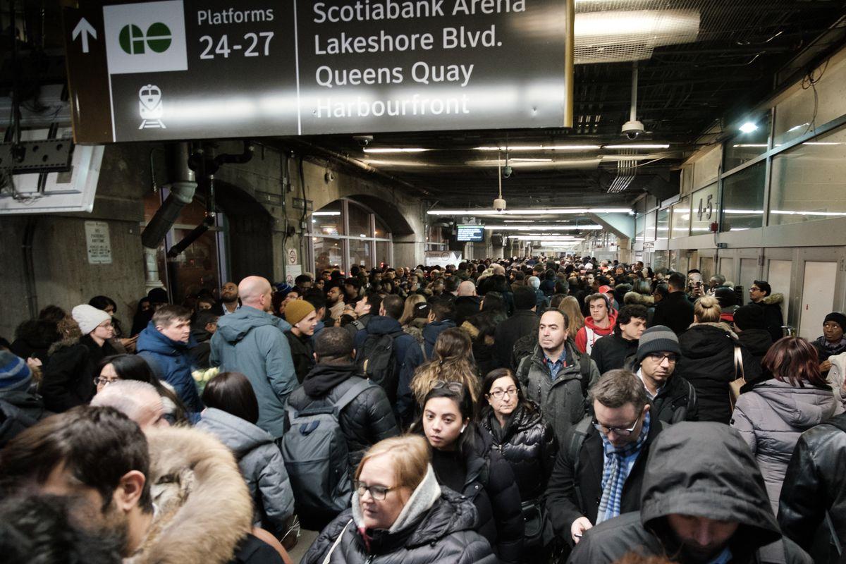 Politics Briefing: Commuter chaos descends on Toronto