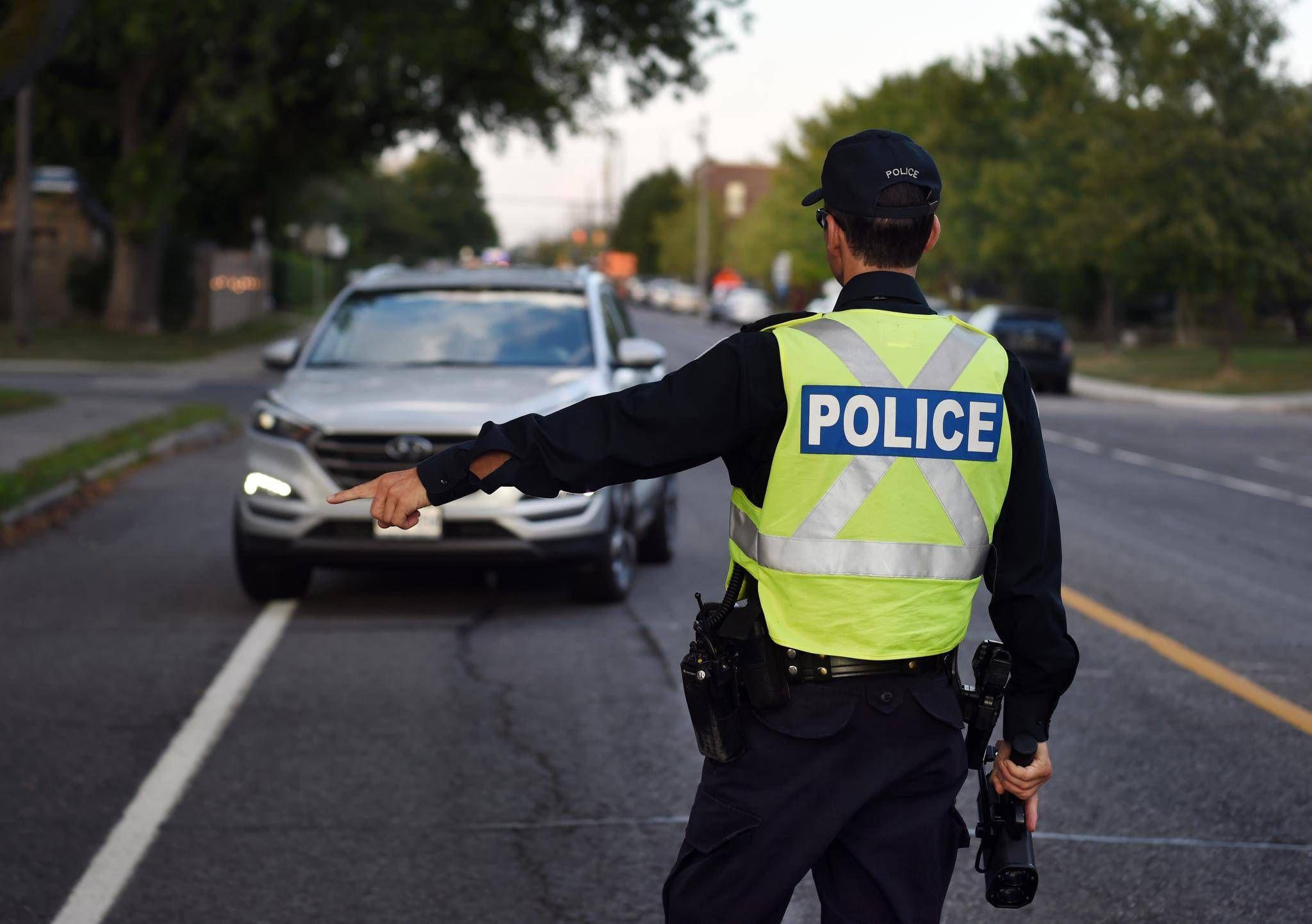 Are licence plates fair game for random police checks? - The