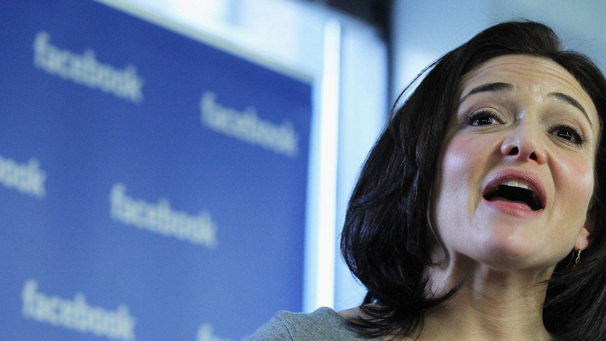 Sheryl Sandberg is chief operating officer of Facebook, the world's largest social networking company. She was wooed away from Google, where she ws vice-president of global online sales and operations.