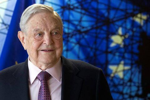 George Soros Explodes On Google And Facebook In Davos Speech