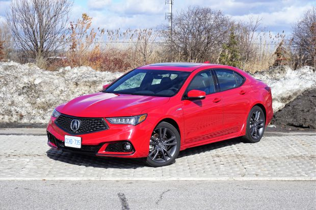 Review Acura TLX Offers Good Value The Globe And Mail - Acura 2018 tlx price