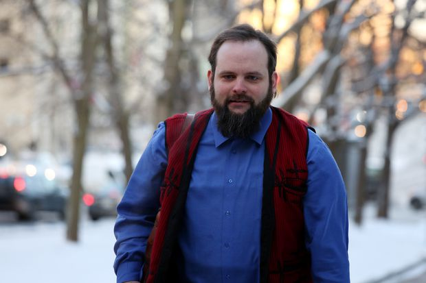 Charges dropped against freed Taliban hostage Joshua Boyle