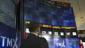 TSX drops into bear territory