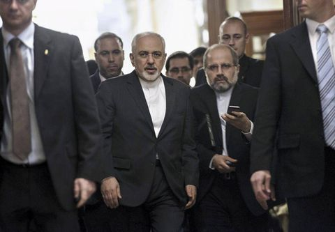 U.S. and Iran discussing permitting Tehran to run centrifuges at underground site