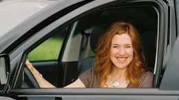 Canadian Olympic champion Clara Hughes prefers a vehicle built for adventure in the great outdoors