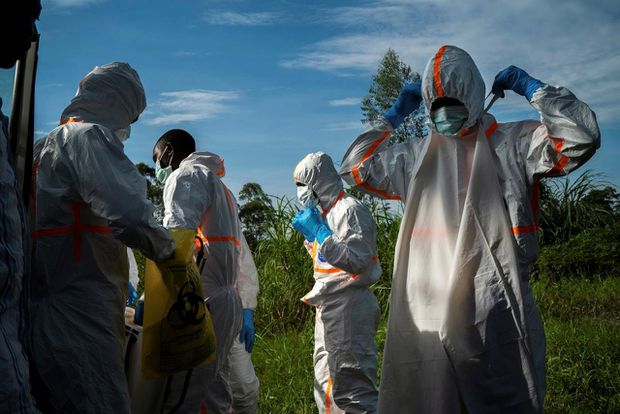 Ebola outbreak causes Rwanda to close border with Congo