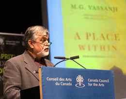 M.G.Vassanji
