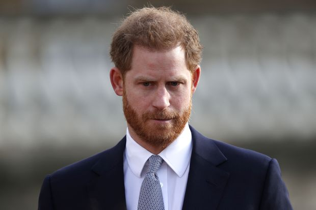 Prince Harry to keep ROM lifetime membership