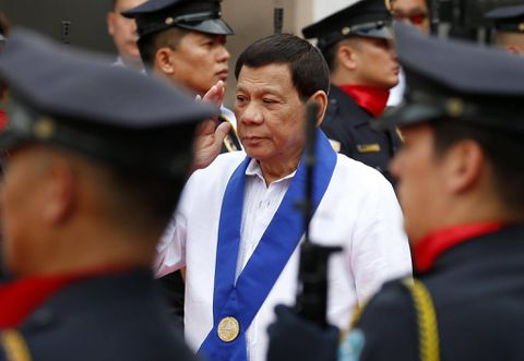 Will China be the last? Duterte bans foreign research in Philippine Rise