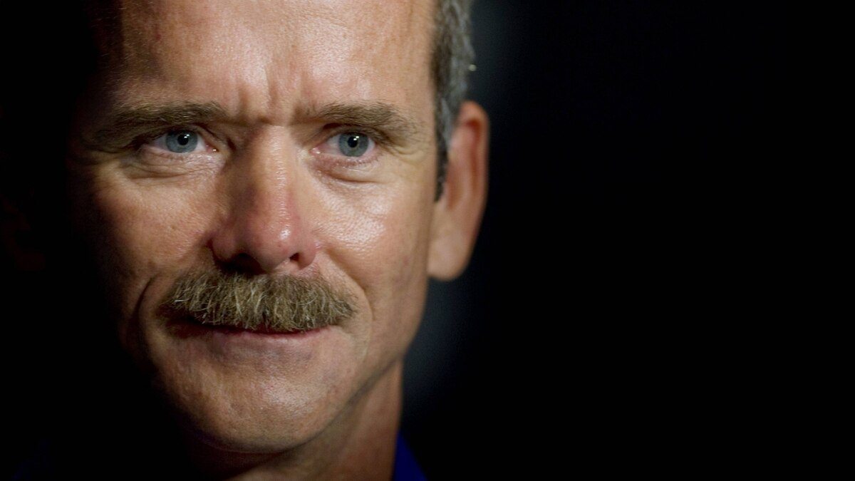 Astronaut Chris Hadfield will be the first Canadian to command the International Space Station in 2013.