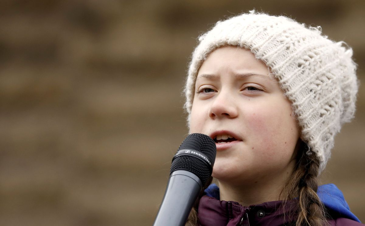 Swedish teen climate activist Greta Thunberg nominated for Nobel Peace Prize