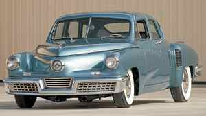 1948 Tucker 48 Torpedo__Credit: Barrett/Jackson Auctions