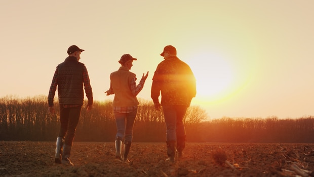 Most families seek to achieve two main goals with their succession plan: the continued success of the farm business, and the preservation of family harmony.