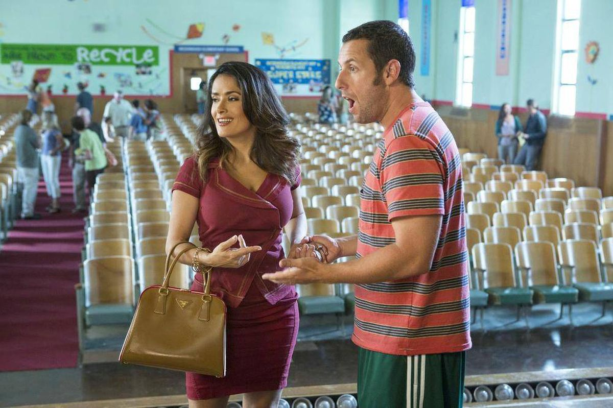 Adam Sandler Grown Ups 2 Party