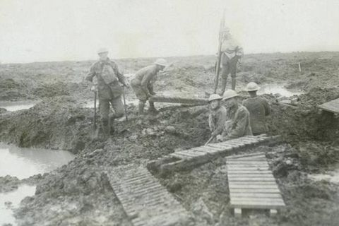 Passchendaele – grit, muck, blood and victory