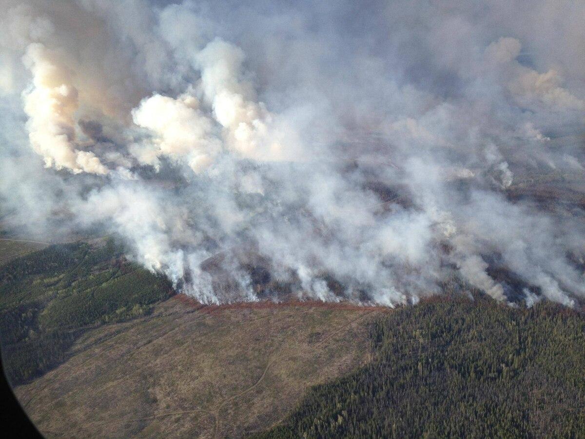 BC Wildfire Management photo