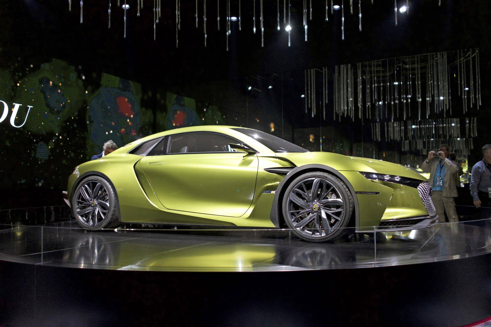 Peugeot Citron Quietly Plotting Return To North America The French Cars Citroen Globe And Mail