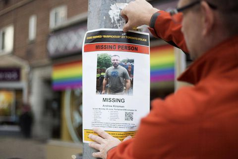 Police searching Scarborough home that is connected to murder suspect Bruce McArthur
