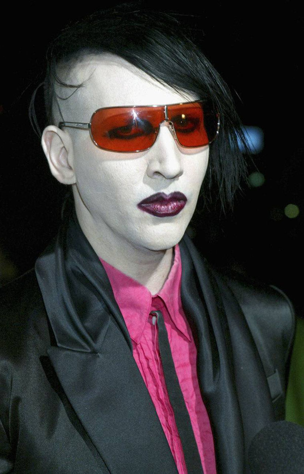Marilyn Manson: Shock rocker