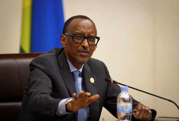 3cdd7dce2b0 A quarter-century after genocide, Rwanda's President Paul Kagame is ...