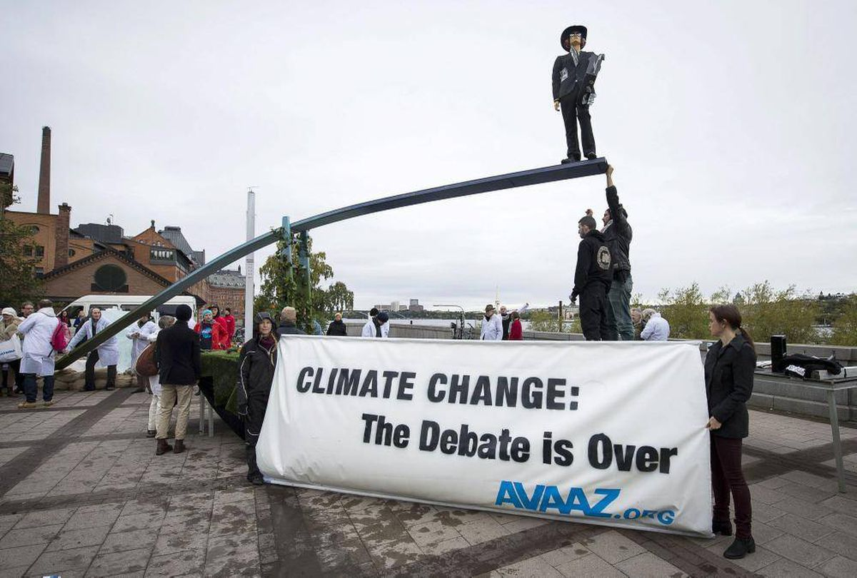 AP Images for Avaaz