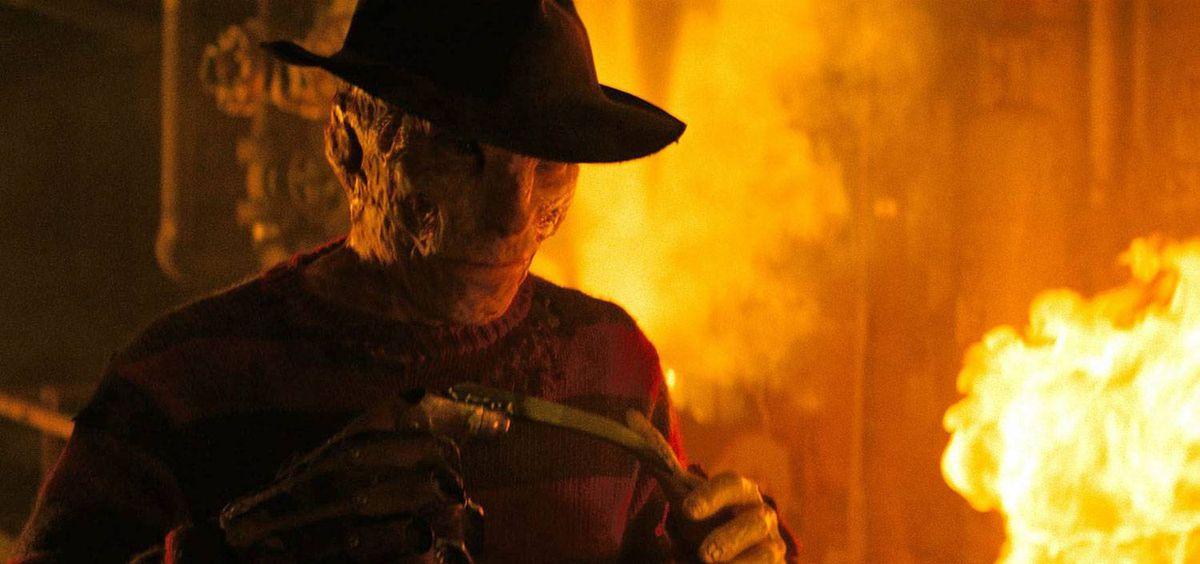 Jackie Earle Haley is Freddy Krueger in Nightmare on Elm Street.