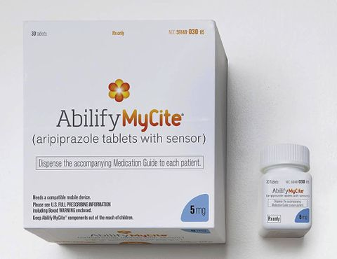 FDA Approves Pill that Can Tell if You've Taken It