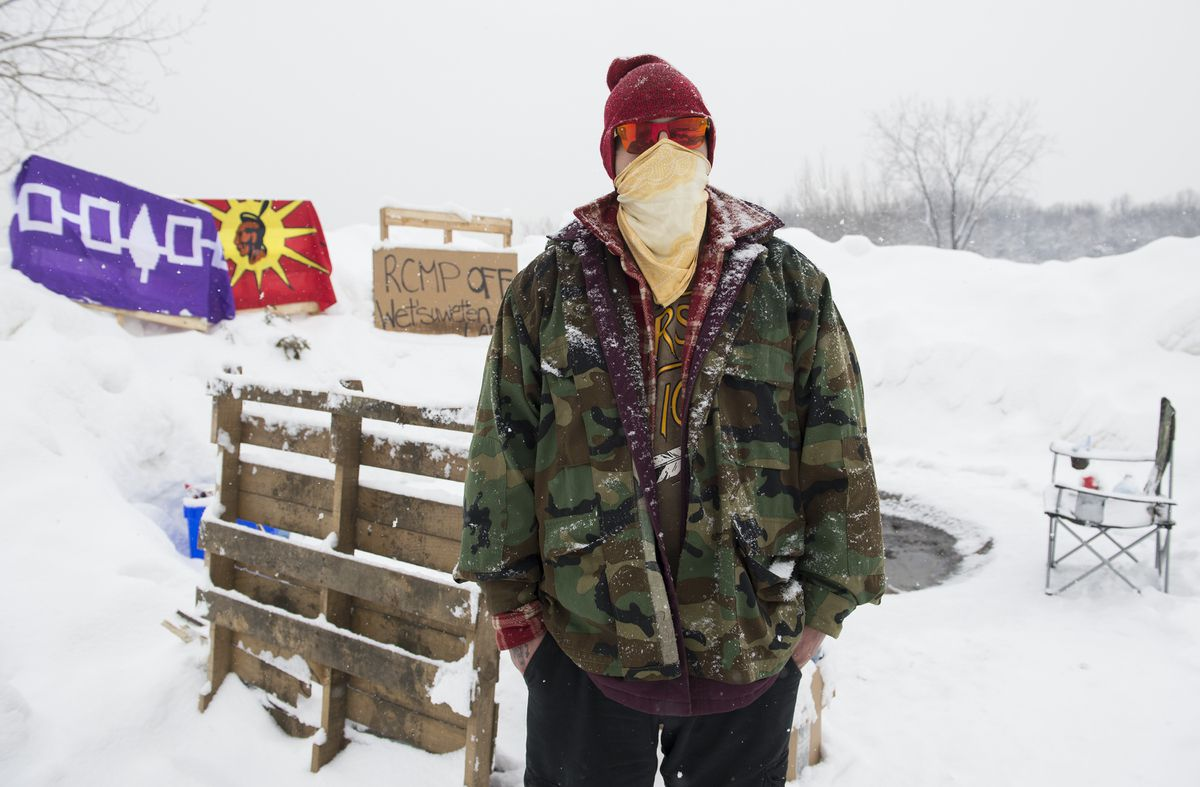 'It's the people who decide': Who's leading the pro-Wet'suwet'en blockades, and who's not